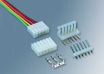Wire To Board Connectorph 3 96mm Idc Housing Awg 18 Awg 26